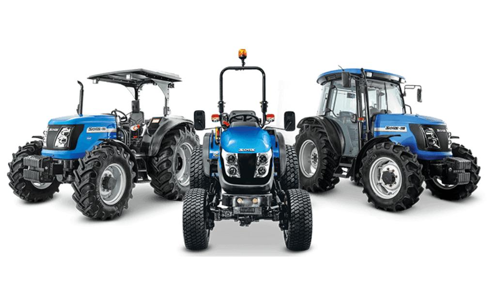 Tractores Solis
